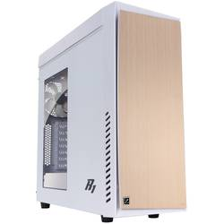Carcasa Zalman Chasis R1 White Midi Tower (without PSU, USB 3.0)