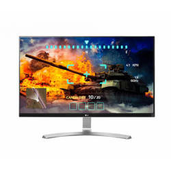 "Monitor LED LG 27UD68-W 27"" 5ms white"