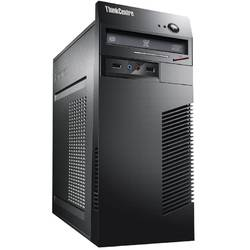 Sistem Desktop Lenovo ThinkCentre M73 Mini Tower, Procesor Intel Pentium G3440, 3.30 GHz, Haswell, 2GB, 500GB, Win 10 Pro, Tastatura+Mouse