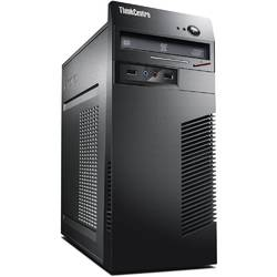 Sistem Desktop Lenovo ThinkCentre M73 Mini Tower, Procesor Intel Core i3-4150, 3.50 GHz, Haswell, 4GB, 500GB, Win 7 Pro + Win 10 Pro