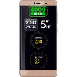 Telefon Mobil Allview P8 Energy Mini Dual SIM, 16GB, Gold