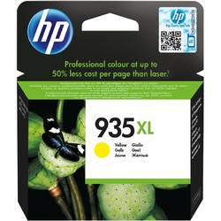 Cartus HP 935 XL, 825 pagini, Yellow