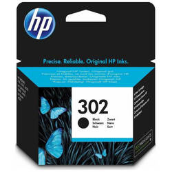 Cartus HP 302, Black