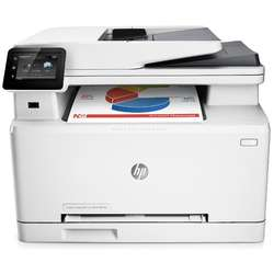 Multifunctional laser color HP LaserJet Pro MFP M274n, 18 ppm, ADF, Retea