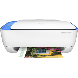 Multifunctional inkjet HP Deskjet Ink Advantage 3635 All-in-One, A4, 20 ppm, Wi-Fi, ePrint