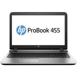 "Laptop HP ProBook 455 G3, 15.6"" HD, AMD Quad Core A10-8700P 1.8GHz Carrizo, 8GB, 1TB, Radeon R6, FreeDos, Black"