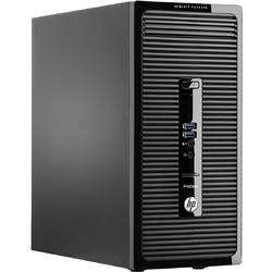 Sistem Desktop HP ProDesk 400 G2 MT, Procesor Intel Pentium G3250 3.2GHz Haswell, 4GB DDR3, 500GB HDD, GMA HD, FreeDos