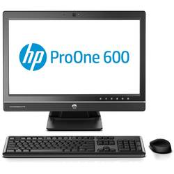 "Sistem Desktop All-In-One HP ProOne 600 G1, 21.5"" FHD, Procesor Intel Core i5-4570S 2.9GHz Haswell, 4GB, 1TB, GMA HD 4600, Win 7 Pro + Win 8 Pro"