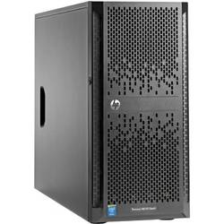 Sistem Server HP ProLiant ML150 Gen9, Intel Xeon E5-2603 v3, Haswell, 1x4GB, DRR4, RDIMM, No HDD, 550W PSU