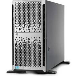 Sistem Server HP ProLiant ML350 Gen9, 2 x Procesor Intel Xeon E5-2630 v3, 2.40 GHz, Haswell, 2x16GB 2133MHz, DDR4, RDIMM, No HDD, 2x800W PSU