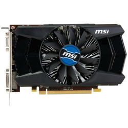 Placa video MSI Radeon R7 250 OC V1, 2GB DDR3 (128 Bit), HDMI, DVI, D-Sub