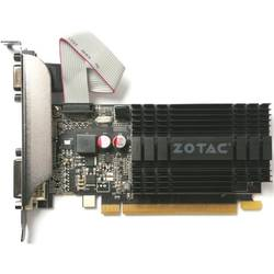 Placa video ZOTAC GeForce GT 710, 2GB DDR3 (64 Bit), HDMI, DVI, VGA