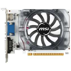 Placa video MSI GeForce GT 730 V2, 4GB DDR3 (128 Bit), HDMI, DVI, D-Sub