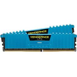 Memorie Corsair DDR4 Vengeance LPX Blue 16GB (2x8GB) 3000MHz CL15 1.35V
