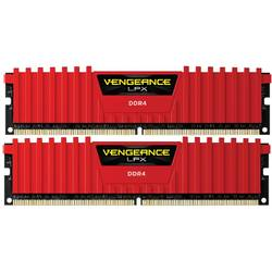 Memorie Corsair DDR4 Vengeance LPX Red 16GB (2x8GB) 3200MHz CL16 1.35V