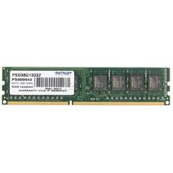 Memorie Patriot 8GB 1333MHz DDR3 Non-ECC CL9 1.5V