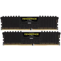 Memorie DDR4 Corsair Vengeance LPX Black 8GB (2x4GB) 2400MHz CL14 1.2V