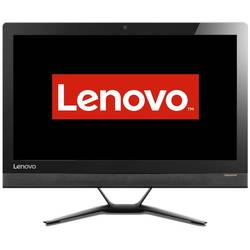 Sistem All-In-One Lenovo 23'' IdeaCentre 300, FHD, Procesor Intel Core i3-6100U 2.3GHz Skylake, 4GB, 1TB, GeForce 920A 2GB, FreeDos, Black, WiFi