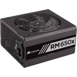 Sursa Corsair 650W, RMx Series - RM650x, Modulara, 80+ Gold Certified, Active PFC, ATX12V v2.4 / EPS 2.92, 135mm fan, neagra, retail