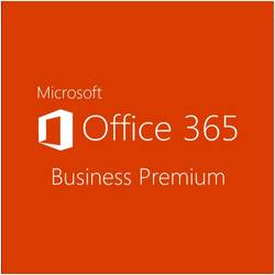 Microsoft Licenta Volum Office 365 Business Premium, 1 user, 5 PC, 1 an, OLP NL Qualified
