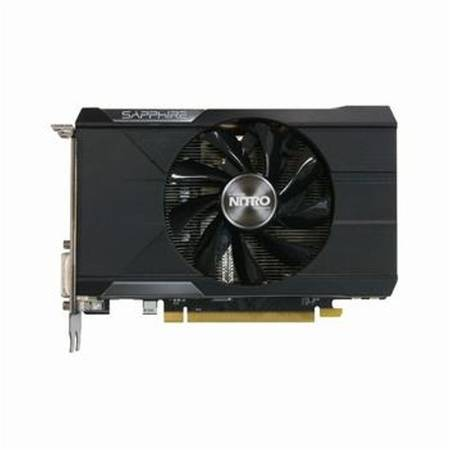 Placa video Sapphire AMD 11240-10-41G, R7 370, PCI-E, 2048MB DDR3, 256 bit, 985MHz, VGA, DVI, HDMI, FAN