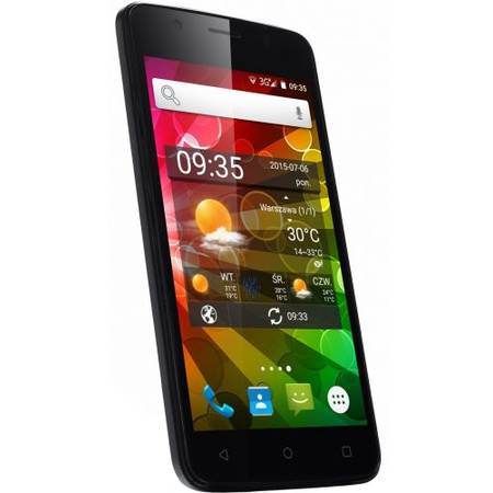 Telefon Mobil MyPhone Fun4 Dual Sim Black 3G + 3 capace spate Red /Blue / Yellow