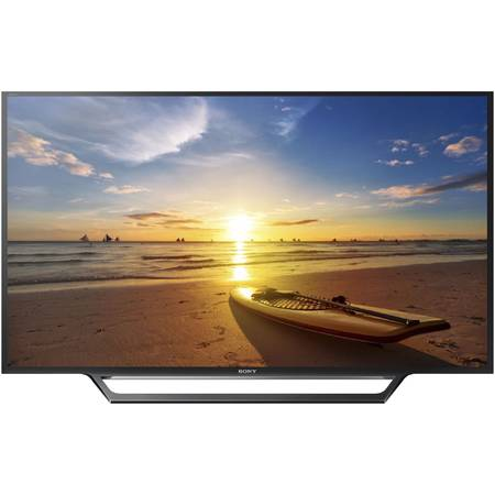 Televizor Smart LED Sony Bravia, 102 cm, 40WD650, Full HD