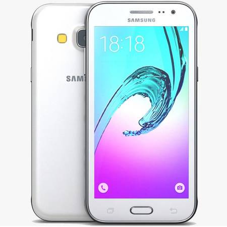 Telefon Mobil Samsung Galaxy J3 Single Sim White LTE