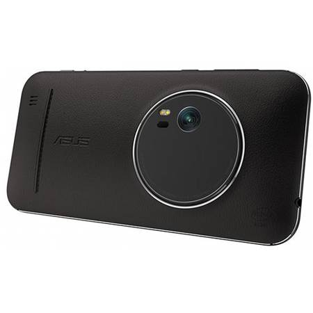 Telefon Mobil Asus Zenfone Zoom ZX551ML 64GB 4GB RAM Intel 2.3Ghz Preium Pure Black