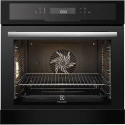 Electrolux Cuptor electric multifunctional EOA5751FOZ, 71 l, 10 functii,  grill, touch control, clasa A+, negru