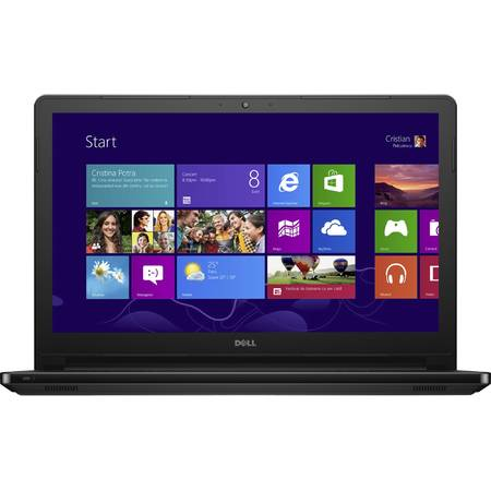 "Laptop Dell Inspiron 5559, 15.6"" FHD, Intel Core i7-6500U 4M Cache, up to 3.10 GHz, Skylake, 16GB, 2TB, AMD Radeon R5 M335 4GB, Win 10, Negru"