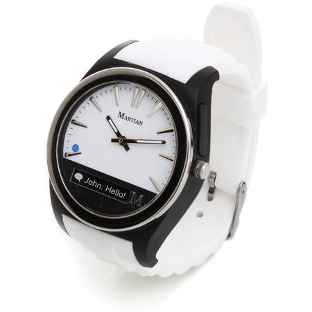 SMARTWATCH MARTIAN NOTIFIER WHITE