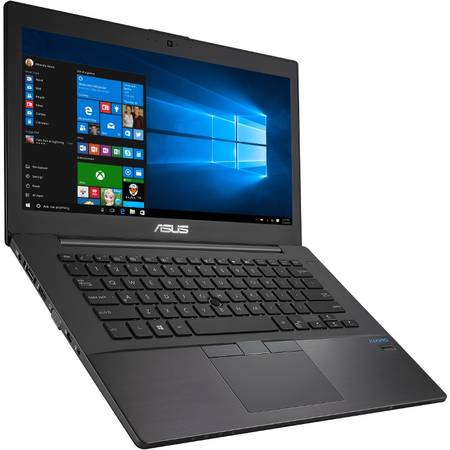 "Laptop ASUS B8430UA-FA0053R, 14""FHD, Intel Core i5-6200U 3M Cache, up to 2.80 GHz, Skylake, 8GB, 256GB SSD M.2, Intel HD Graphics, Tastatura iluminata, FPR, Win 10 Pro"