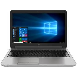 Laptop HP ProBook 650 G2, 15.6'' HD, Procesor Intel Core i3-6100U 3M Cache, 2.30 GHz, 4GB, 500GB, GMA HD 520, FingerPrint Reader, Win 7 + Win 10 Pro