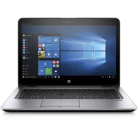 Laptop HP EliteBook 840 G3, 14'' FHD, Intel Core i7-6500U 4M Cache, up to 3.10 GHz, 8GB, 256GB SSD, GMA HD 520, 3G, FingerPrint Reader, Win 7 Pro + Win 10 Pro