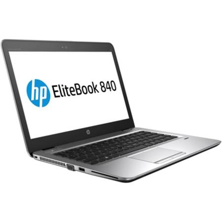 Laptop HP EliteBook 840 G3, 14'' HD, Intel Core i5-6200U 3M Cache, up to 2.80 GHz, 4GB, 500GB 7200 RPM, GMA HD 520, FingerPrint Reader, Win 7 Pro + Win 10 Pro