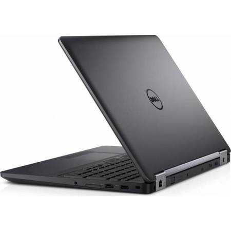 "Laptop Dell Latitude 5570, 15.6"" FHD, Intel Core i5-6300U 3M Cache, up to 3.00 GHz, Skylake, 8GB, 256GB M.2 SSD, Intel HD Graphics 520, FPR, Win 7 Pro + Win10 Pro"