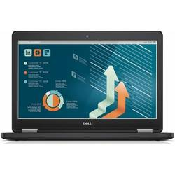 "Laptop Dell Latitude 5570, 15.6"" FHD, Intel Core i7-6600U 4M Cache, up to 3.40 GHz, Skylake, 8GB, 500GB, AMD Radeon R7 M360 2GB, FPR, Win 7 Pro + Windows 10"