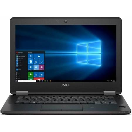 Laptop Dell Latitude E7270, 12.5'' FHD, Intel Core i5-6300U, 8GB, M.2 256GB Win 7 Pro + Win 10 Pro