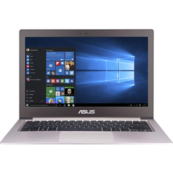 Ultrabook ASUS Zenbook UX303UA, 13.3'' FHD, Intel Core i5-6200U 3M Cache, up to 2.80 GHz, 8GB, 128GB SSD, GMA HD 520, Win 10 Home, Rose