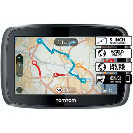 Navigatie TomTom GO 500 Speak  Go