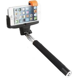 SELFIE STICK SERIOUX BLUETOOTH BLACK