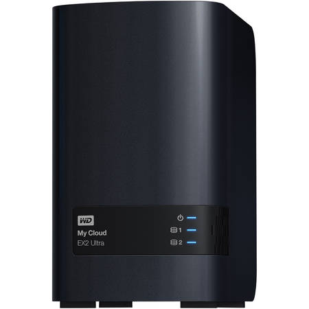 Network Attached Storage Western Digital My Cloud EX2 Ultra