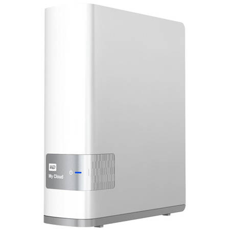 Network Attached Storage Western Digital My Cloud 6TB white