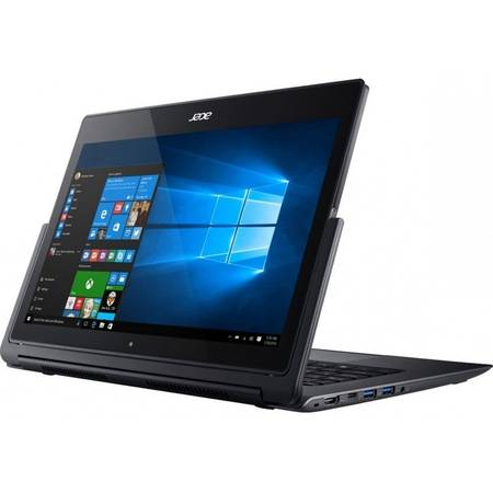 "Laptop Acer Aspire R7-372T-72XW, 13.3"" WQHD, Touch, Intel Core i7-6500U, up to 3.10 GHz, Skylake, 8GB, 256GB SSD, Intel HD Graphics 520, USB C, Win 10 Home"