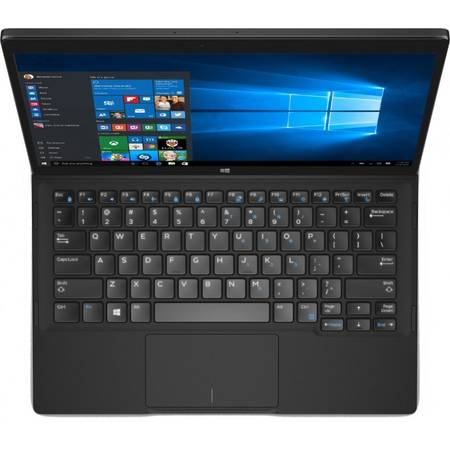 "Laptop Dell XPS 9250, 12.5""UHD, Touch, Intel Core m5-6Y57, up to 2.80 GHz, 8GB, 256GB SSD, Intel HD Graphics 515, Win 10 Pro"