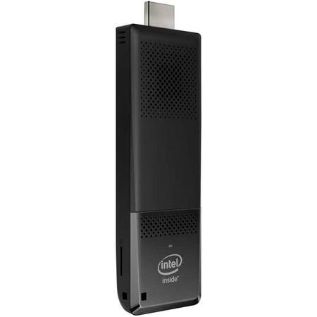 Mini Desktop Intel Compute Stick STK1AW32SC, Atom x5-Z8300 1.44GHz, 2GB, 32GB eMMC, HDMI, Windows 10