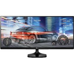 "Monitor LED LG 34UM58-P 34"" 5ms black"