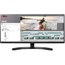 Monitor LED LG 34UM88-P Curved 34'', 3440x1440, IPS, 5ms, 2xHDMI, black