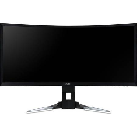 Monitor LED ACER XZ0-series XZ350CUBMIJPHZ 35'' Curved, 2560x1080, 21:9 ,4ms, USB 3.0